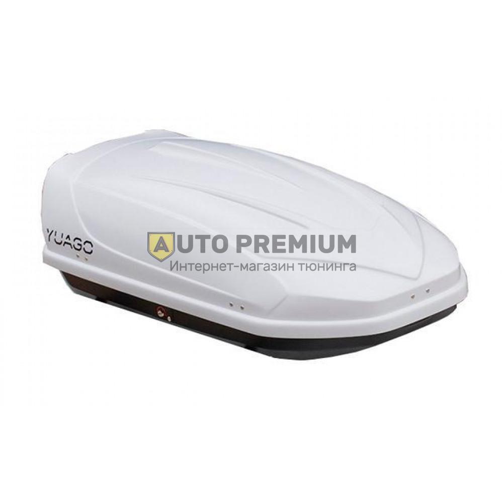 Автобокс Optima EURO YUAGO (390 л.)