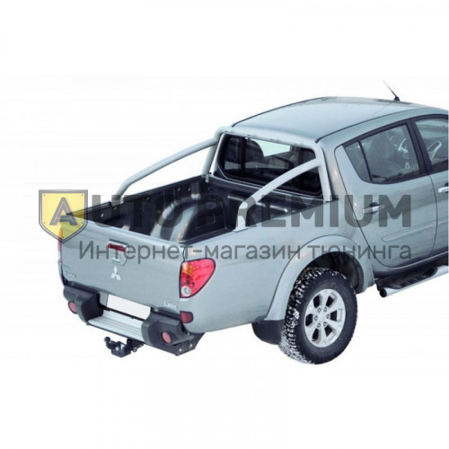 Дуга багажника удлинённая d63,5 Mitsubishi L200 (нержавейка)