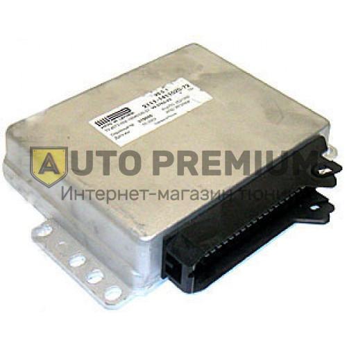 Контроллер ЭБУ Январь 5.2 2111-1411020-72 (Итэлма). 8кл. 1.5 л. с катализатором