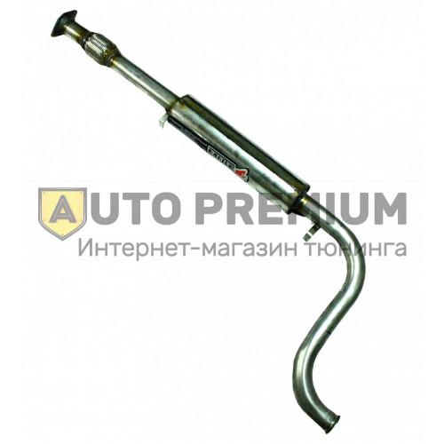 Выпускной комплект ВАЗ 2113-14-15 8V, с глушителем